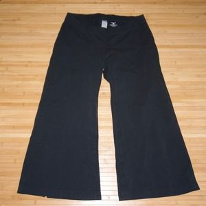 Patagonia Stretch Capri Wide Leg - Black